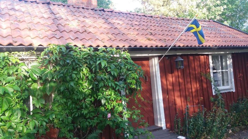 Cozy cottage - Linköping Stjärnorp. - Stjärnorp - Cabaña