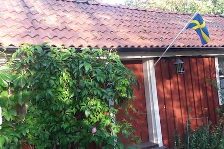 Cozy cottage - Linköping Stjärnorp. - Stjärnorp