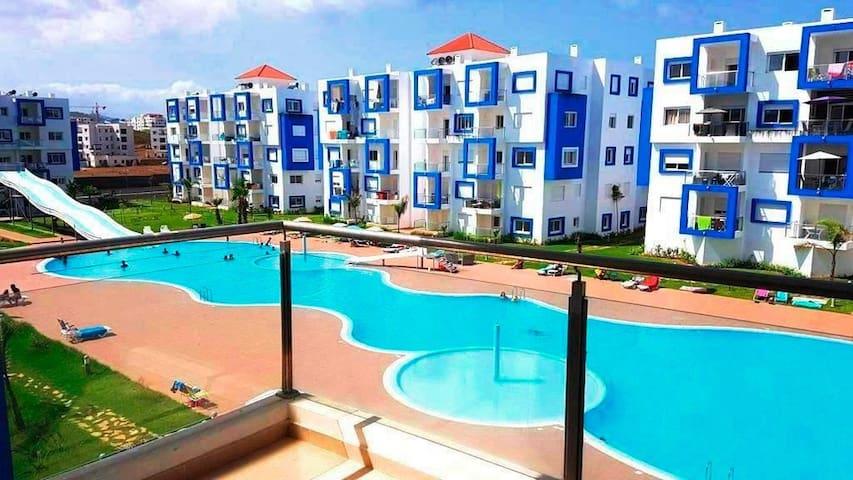 Ferienwohnung/App. für 6 Gäste mit 80m² in Cabo Negro, Mdiq (117410)