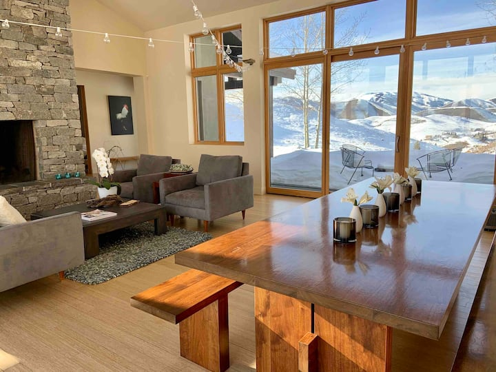 120 acres in Sun Valley with unparalleled views