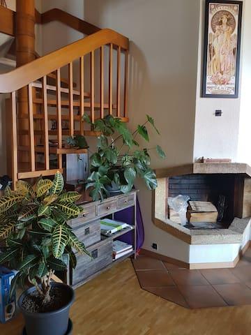 Appartement en duplex à Epalinges