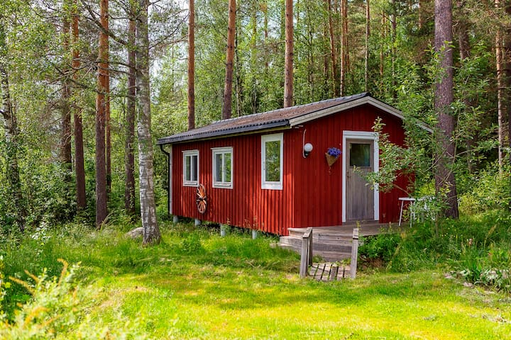 Vacation home in a beautiful area in Nysäter!