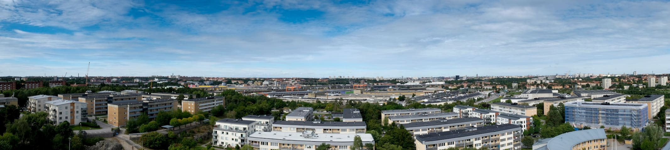 Beautiful view of Stockholm - Stockholm - Apartment