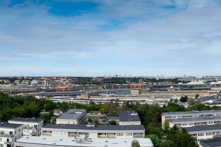 Beautiful view of Stockholm - Stockholm - Leilighet
