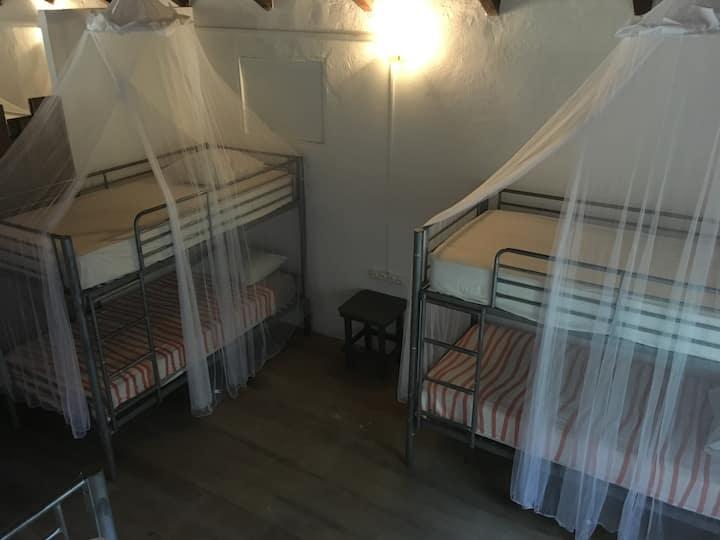 Lit en Auberge de Jeunesse (Hostel) - Male