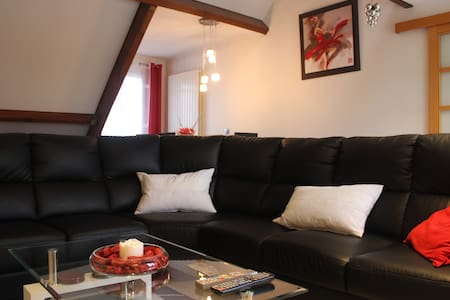Nice flat for 6 people - Le Blanc-Mesnil