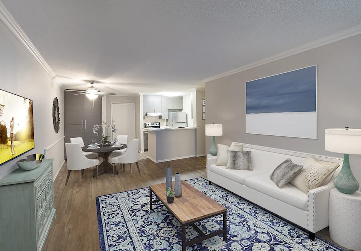 A place of your own | 1BR in Newport Beach
