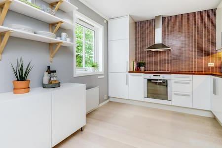 Koselig hus på Østerøya - Sandefjord - Huis