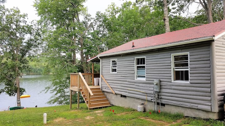 Blue Loon Camp on Pleasant Pond