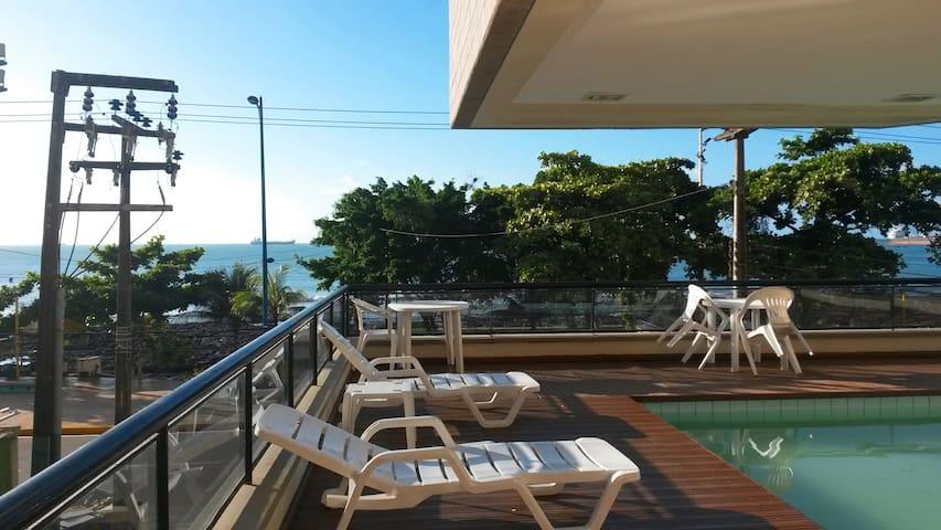 Villa Costeira Beach Front