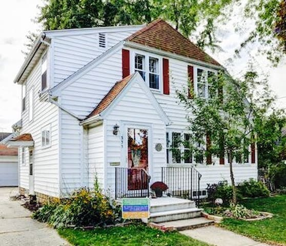 Beautiful 1920's Downtown Character Home