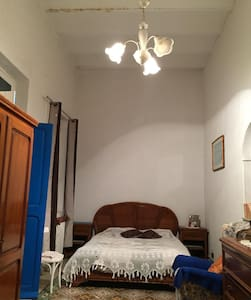 Room in a traditional house in Mater north Tunisia