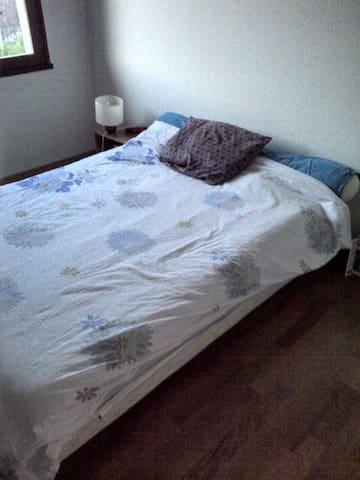 2chambres+salon dans maison calme - Les Avenières