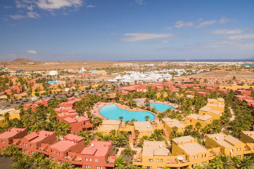 The Oasis & Corralejo