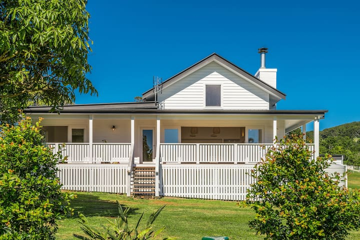 Private sanctuary close to Byron Bay beaches