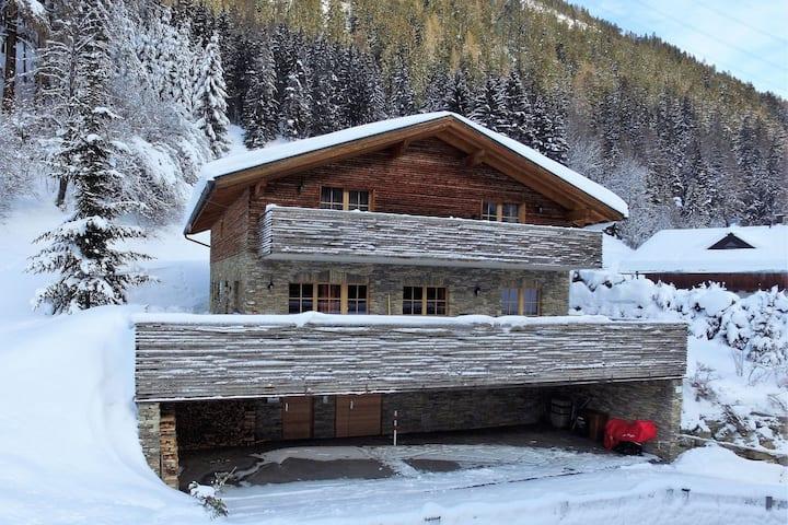 Acogedora mansión en Sankt Anton am Arlberg con sauna