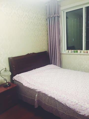 新型小区,安静舒适,公交直达热门景区,火车站和汽车站 - 江苏 - House