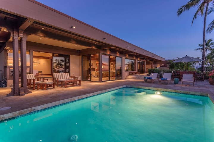 4BD Villa at Mauna Kea Resort #21 - Private Pool & Ocean Views