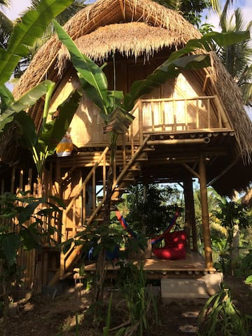Cosy Coconut Treehouse