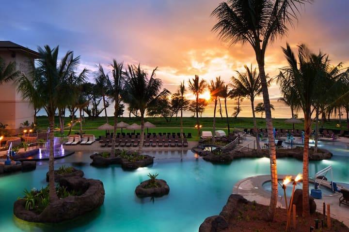 2 BR Resort View at The Westin Nanea Ocean Villas
