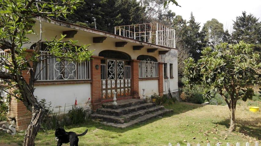 Recámara 3 Casa Don Miguel (4 personas)