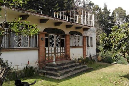Recamara 2 Casa Don Miguel (5 personas)