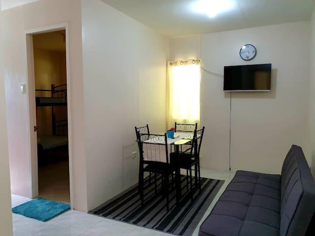 Qam-in: 1 Bedroom Apartment (26.6m2) (RM3)