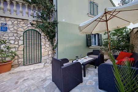 Luxurious apartment Amethyst - Vis - Rukavac, Vis - Leilighet