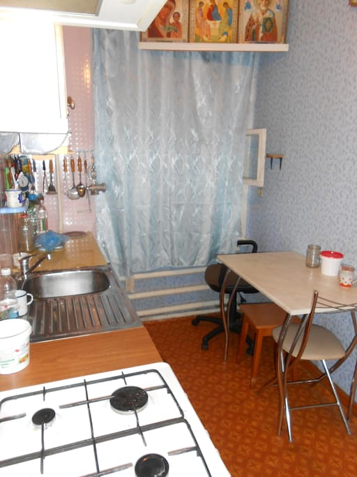 Кухня (фото 1)