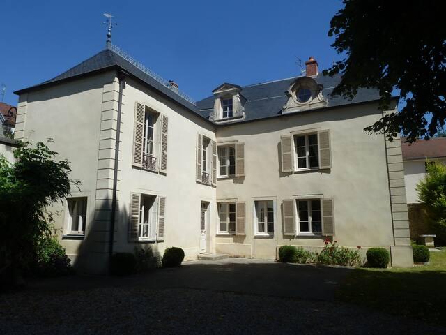 villa saint Jean - Fontaine-lès-Dijon