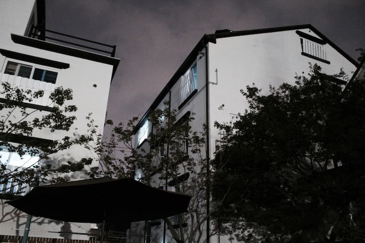 #2 집전체 • 주차가능 •  미니멀한 중화산동 원룸 - Jeonju-si - Apartament