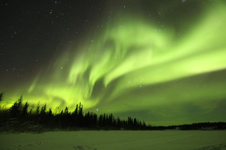 Northern Star Aurora Experience - Yellowknife - Bed & Breakfast