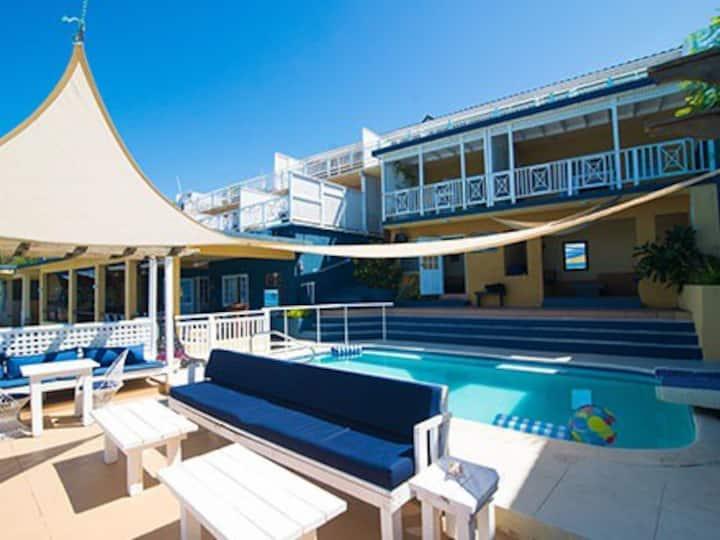 Moxons Beach Club, Jamaica