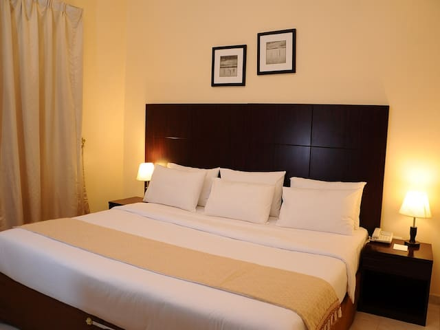 Full Furnished One Bed Room