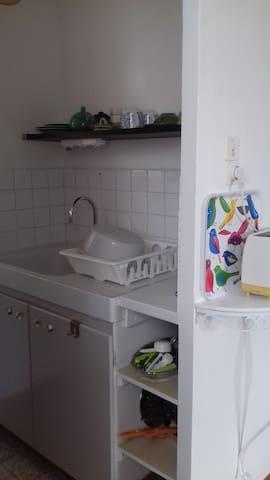 RDC : kitchenette