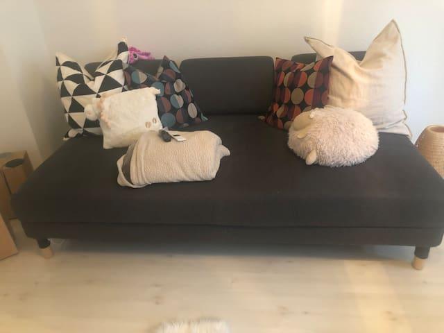 Cozy apartment at the Rhein