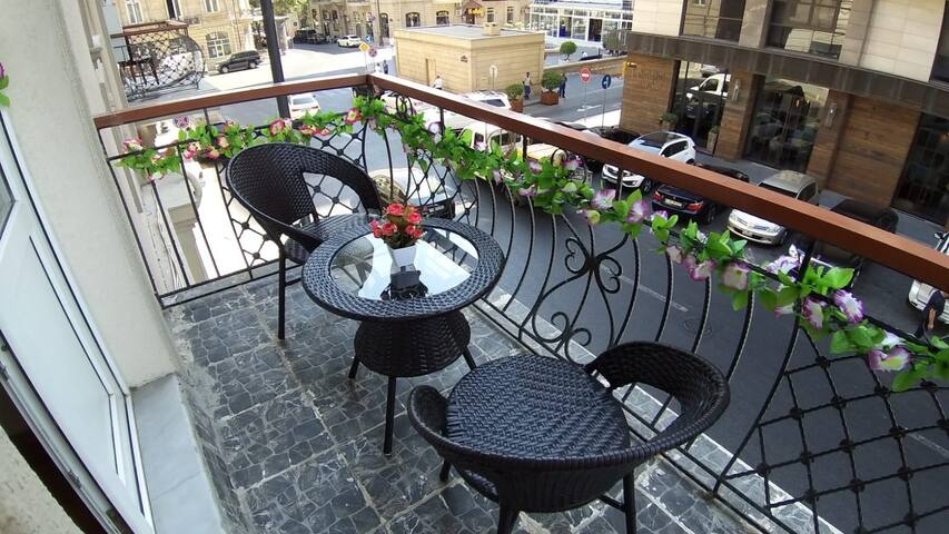 Beautiful apartment in the heart of Baku