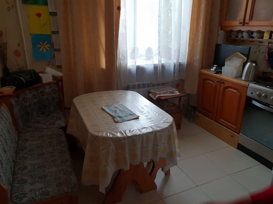 kitchen / кухня