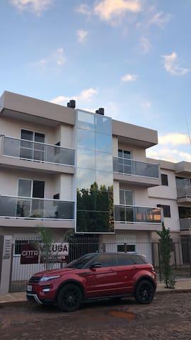 Apartamento mobiliado em IJUI