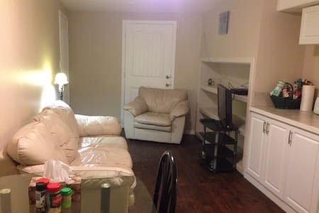 Two bedroom furnished apartment - Fort McMurray - Apartment