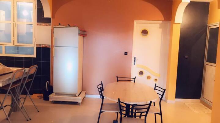 Appartement très confortable à Saidia