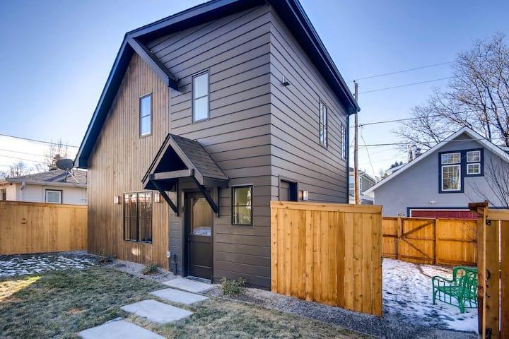 Brand New Modern Farmhouse Studio in Platt Park!