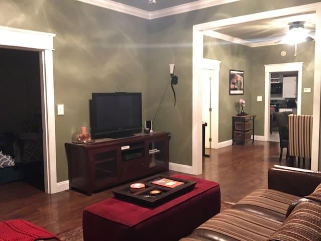 Living Room ~ Entertainment area