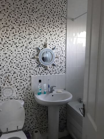 Quiet cosy homely flat - Blackpool - Apartamento