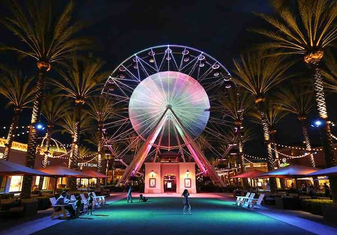 Spacious 1 BR Near Beach Cities & Disneyland!