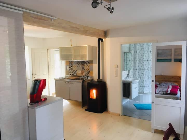 Kleine Wohnung für 2-4 Gäste