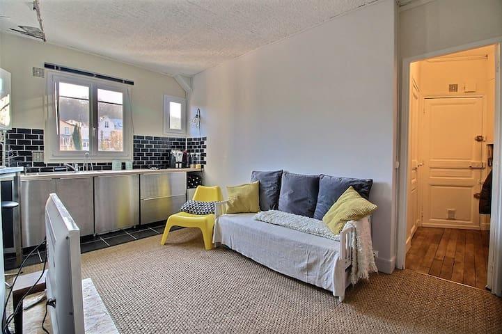 Logement entier à 13 minutes de Paris - Meudon - Lägenhet