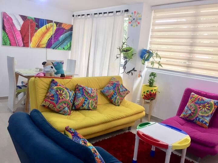 Apartamento de Colores
