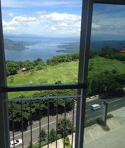 Cozy Nook w/ the Majestic Taal View - Tagaytay City - Wohnung