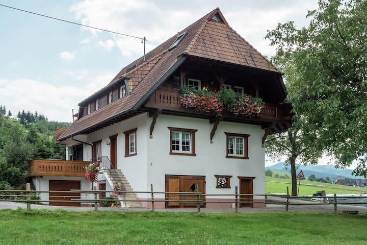 Pleasant Farmhouse in Oberharmersbach near Forest